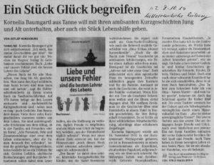 Mitteldeutsche Zeitung, 8. 10. 2015